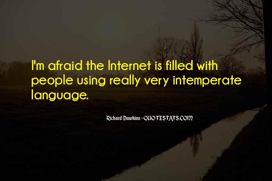 I Am Afraid Of Myself Quotes #1665