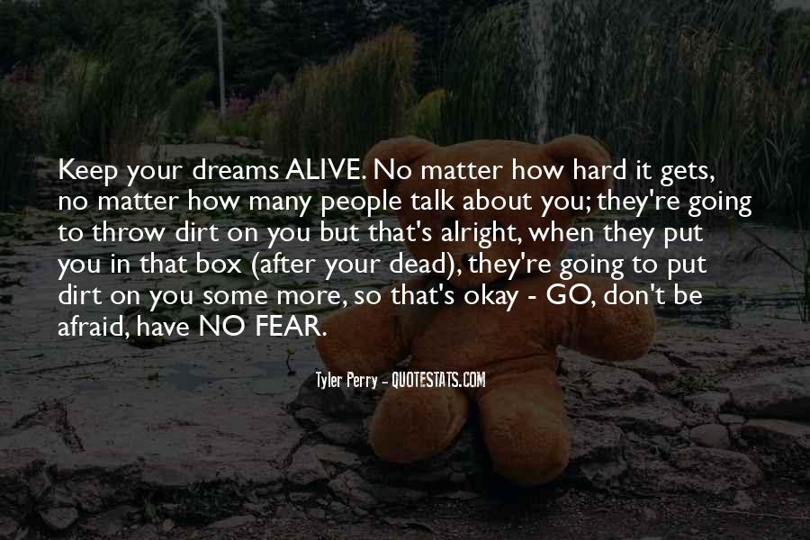 I Am Afraid Of Myself Quotes #2744