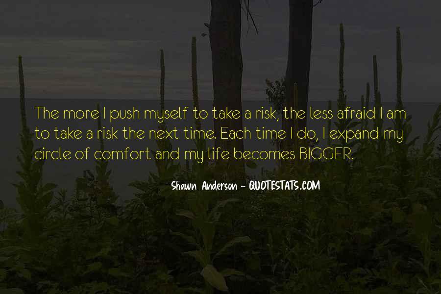 I Am Afraid Of Myself Quotes #289205