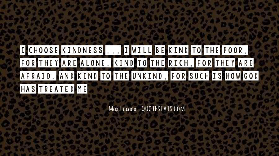 I Am Afraid Of Myself Quotes #5962