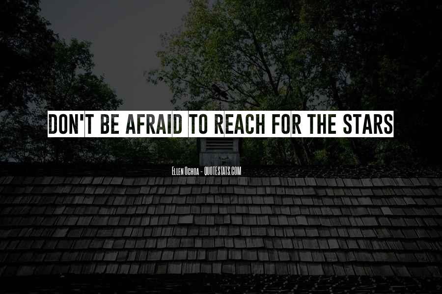 I Am Afraid Of Myself Quotes #8444