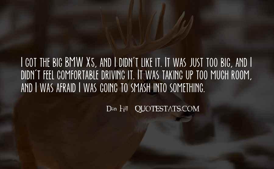 I Am Afraid Of Myself Quotes #9806