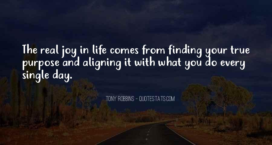 Quotes About Finding Purpose In Life #204486