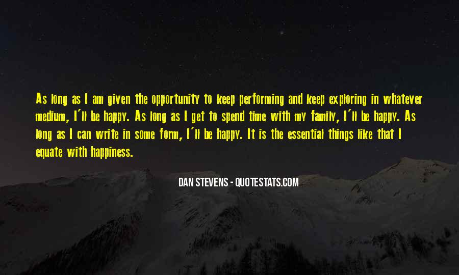 I Am As Happy As Quotes #1105251