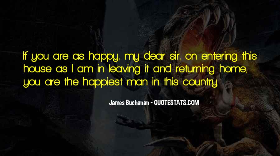 I Am As Happy As Quotes #463197