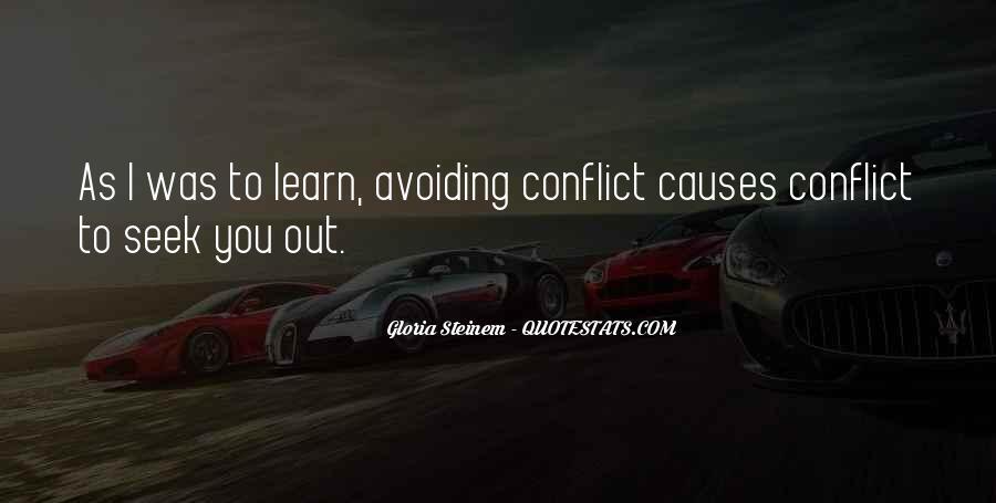 I Am Avoiding You Quotes #98155