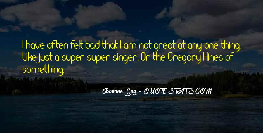 I Am Bad Guy Quotes #926880