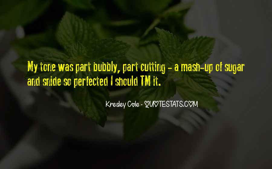 I Am Bubbly Quotes #1181055