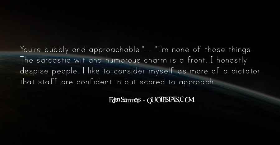 I Am Bubbly Quotes #1225096