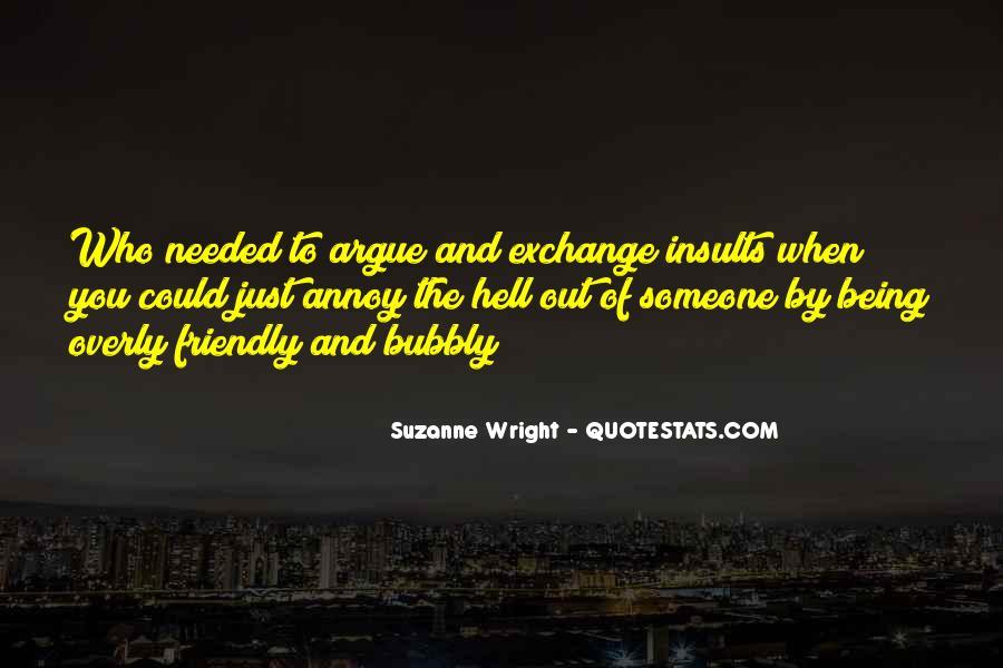 I Am Bubbly Quotes #65475