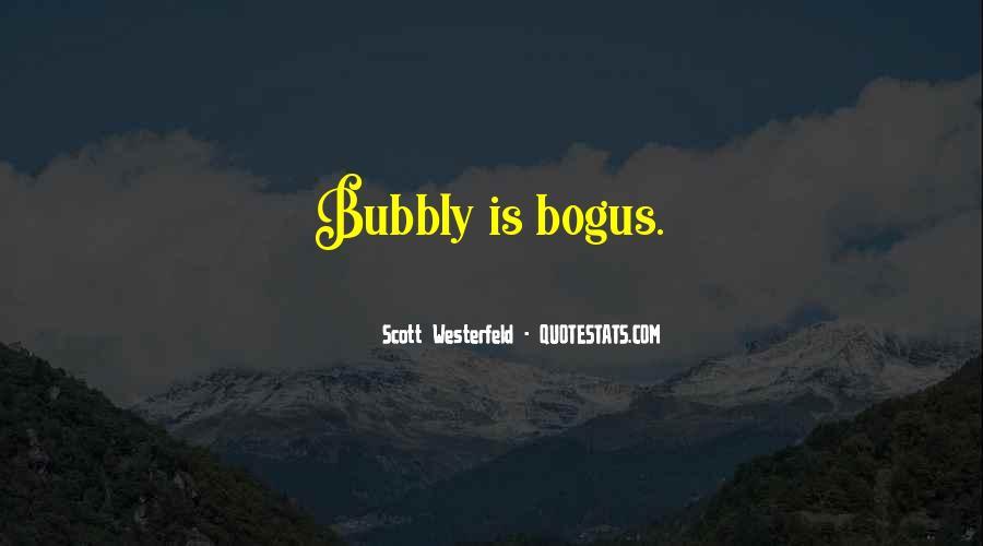 I Am Bubbly Quotes #662147