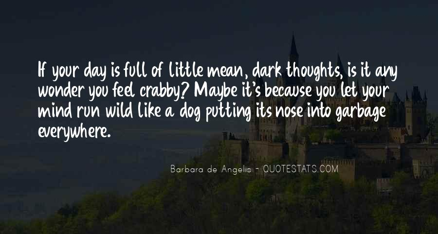 I Am Crabby Quotes #789057