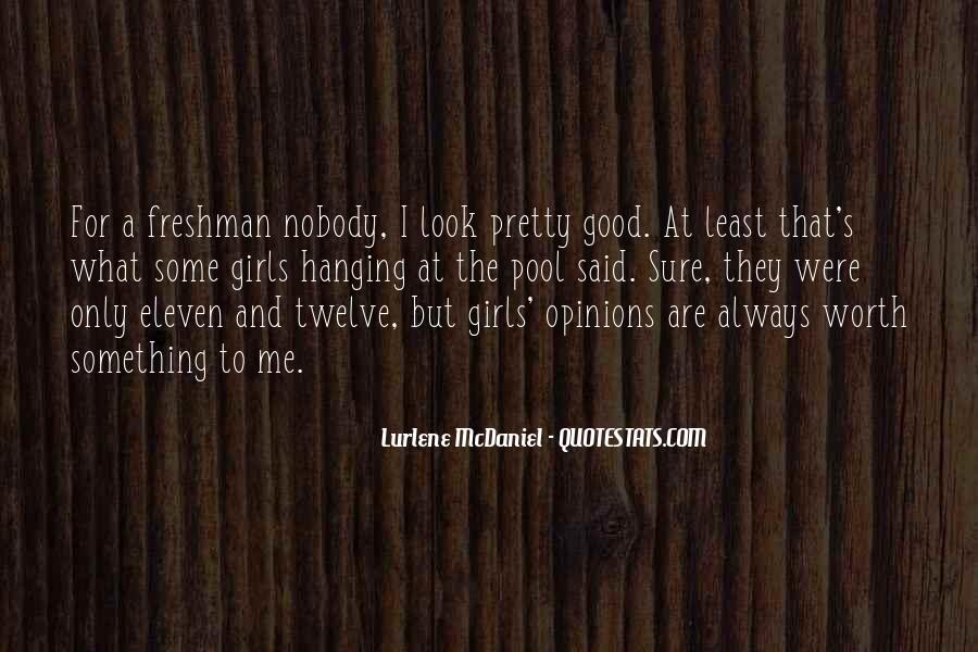 I Am Eleven Quotes #65016