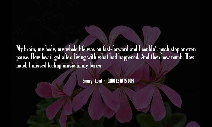 I Am Feeling Low Quotes #1450803
