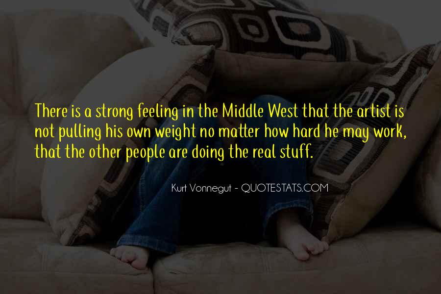 I Am Feeling Strong Quotes #250060