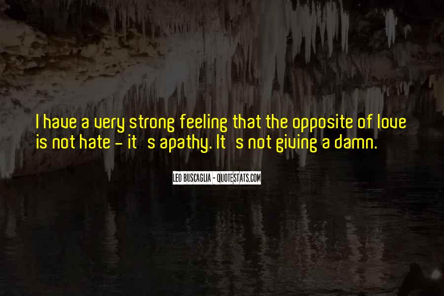 I Am Feeling Strong Quotes #321188