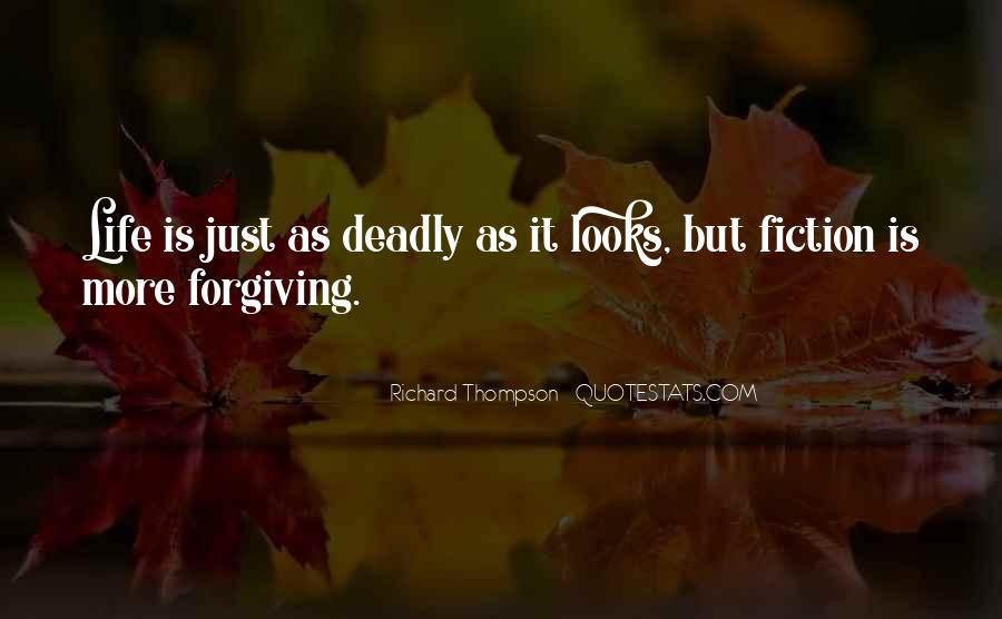 I Am Forgiving You Quotes #47672