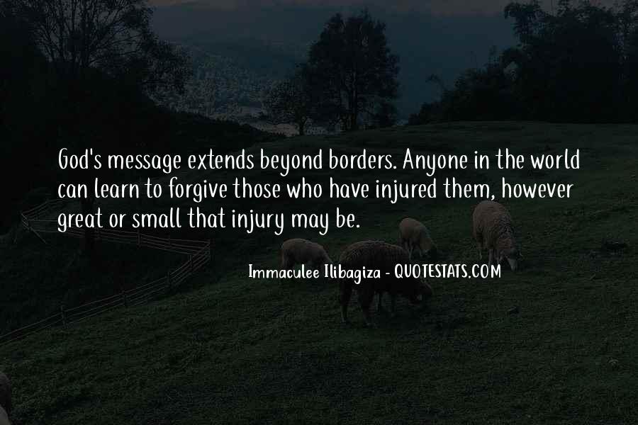 I Am Forgiving You Quotes #47754
