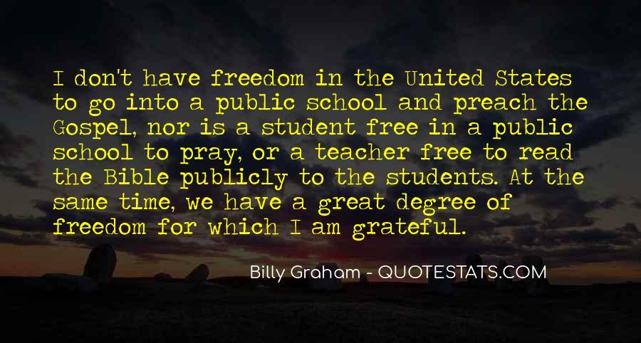 I Am Grateful Bible Quotes #1876397
