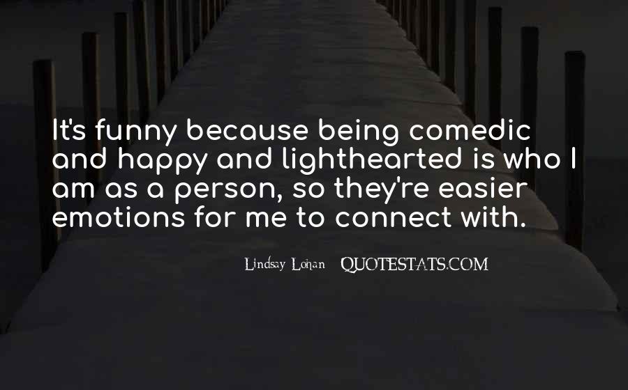 I Am Happy Person Quotes #1086304