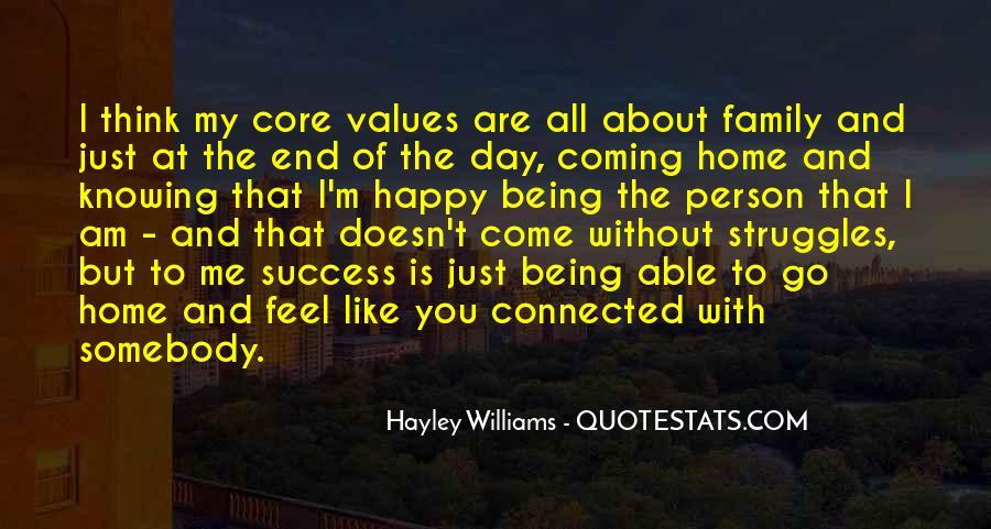 I Am Happy Person Quotes #1392347
