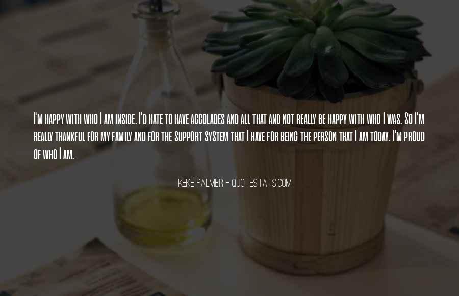 I Am Happy Person Quotes #143098