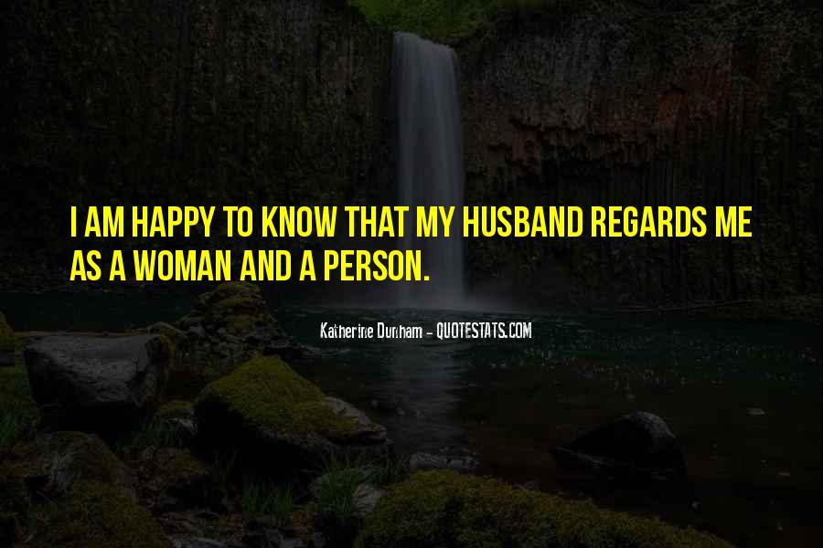 I Am Happy Person Quotes #1677311