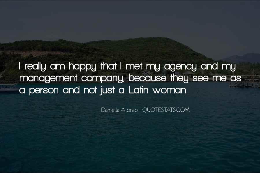 I Am Happy Person Quotes #1719308