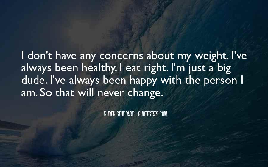 I Am Happy Person Quotes #212420