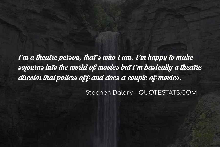I Am Happy Person Quotes #400260