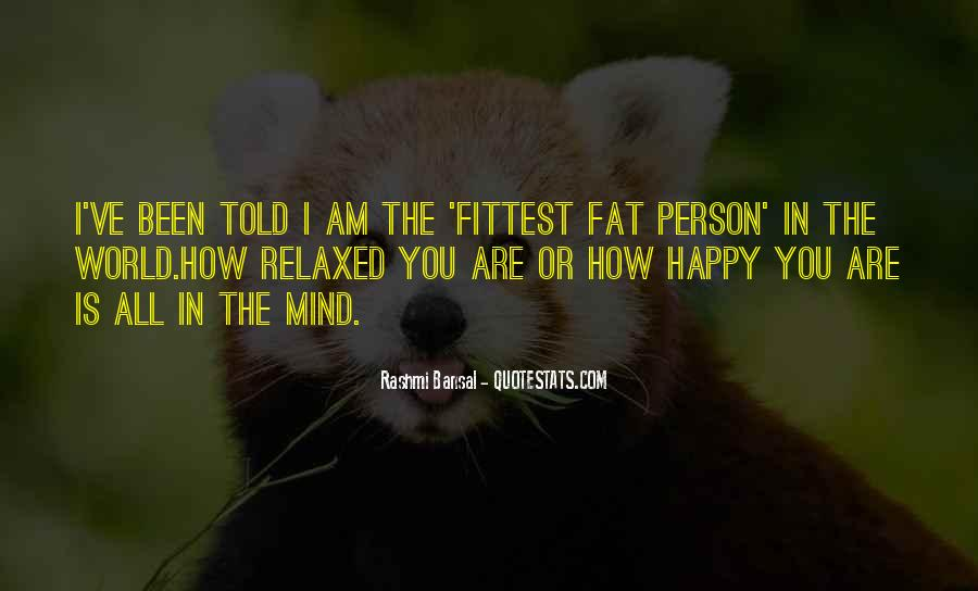 I Am Happy Person Quotes #441217