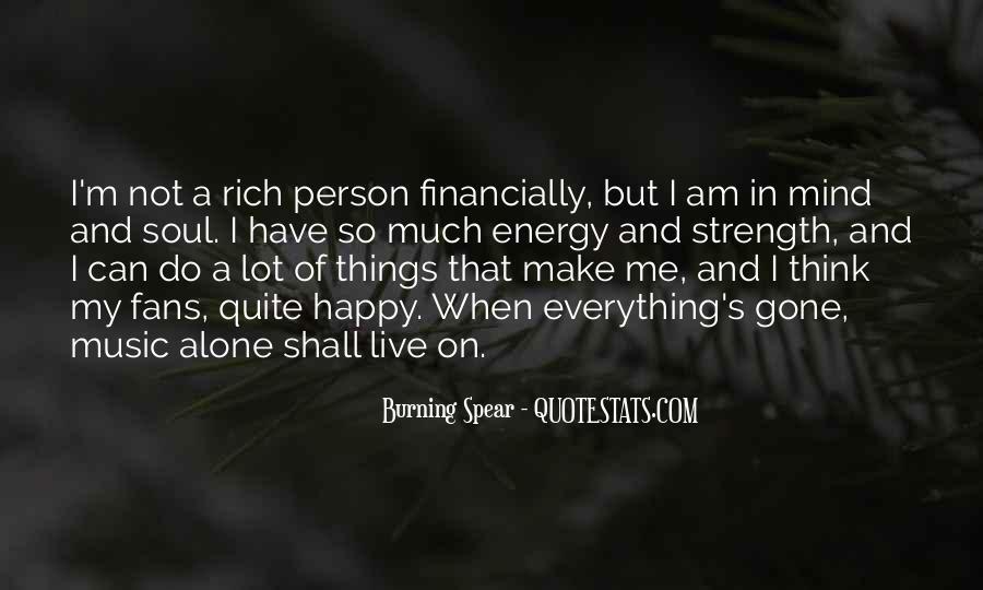 I Am Happy Person Quotes #704576