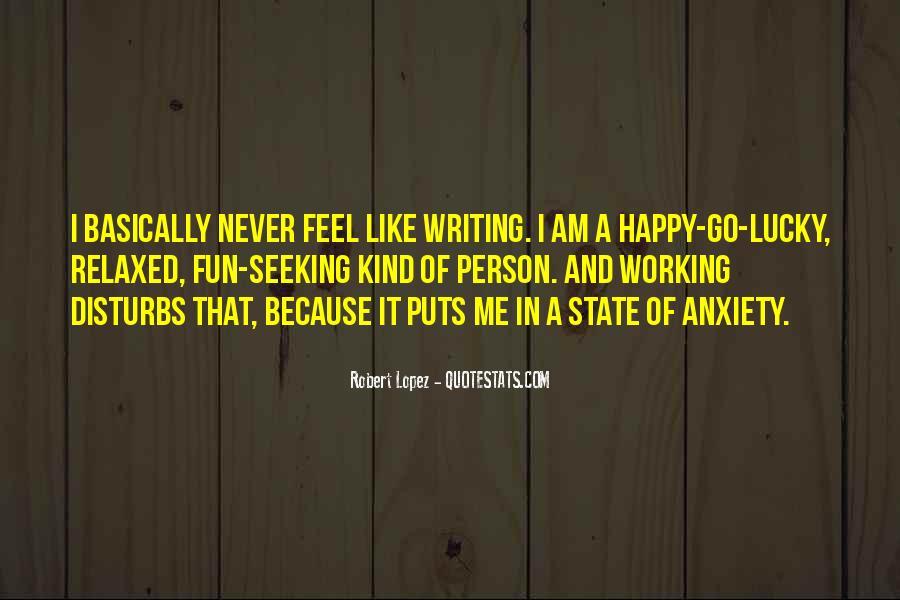 I Am Happy Person Quotes #803269