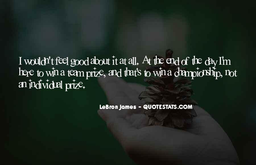 I Am Here To Win Quotes #203940
