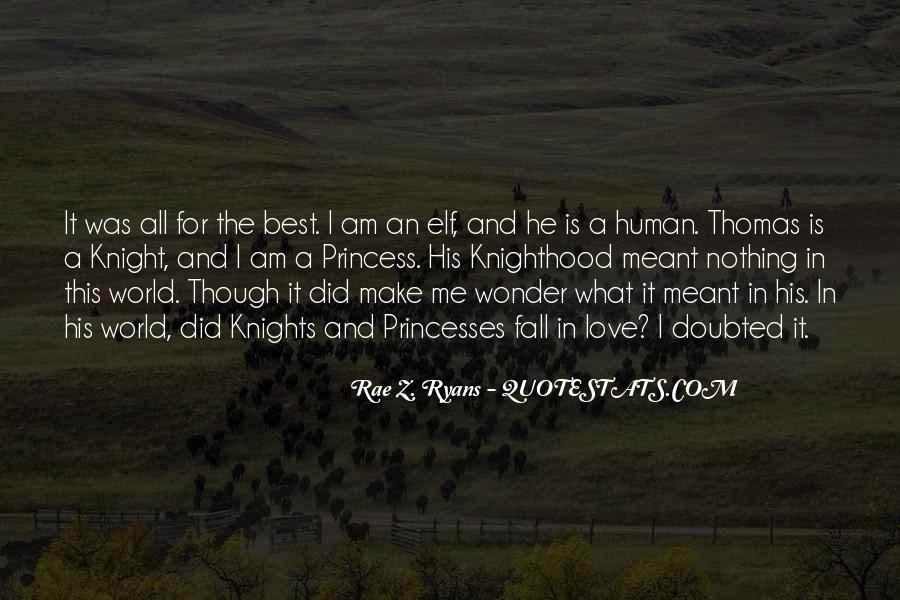I Am His Princess Quotes #1136947