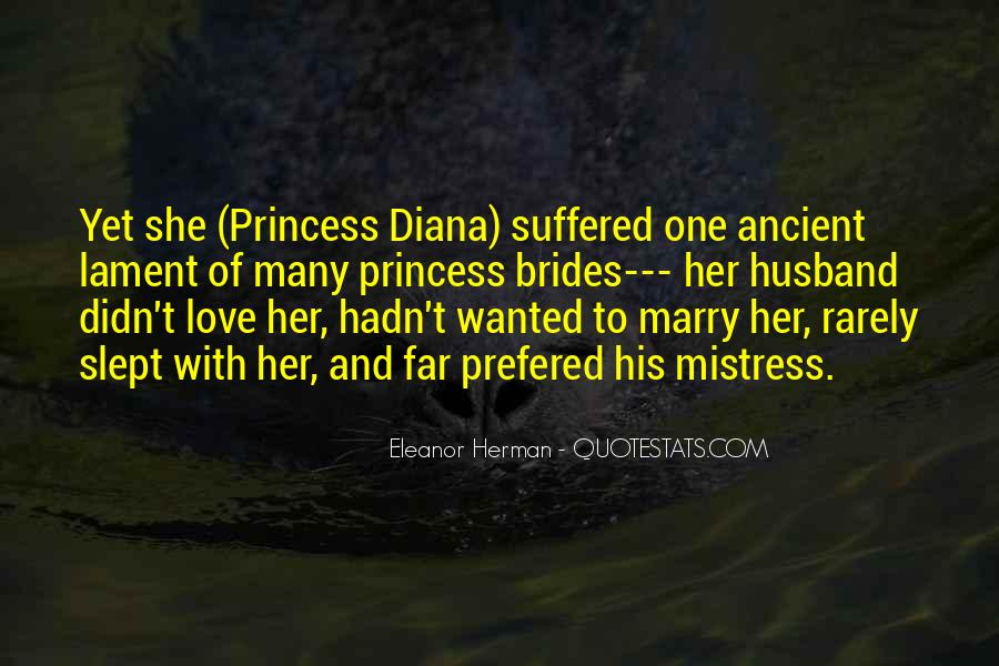 I Am His Princess Quotes #14616