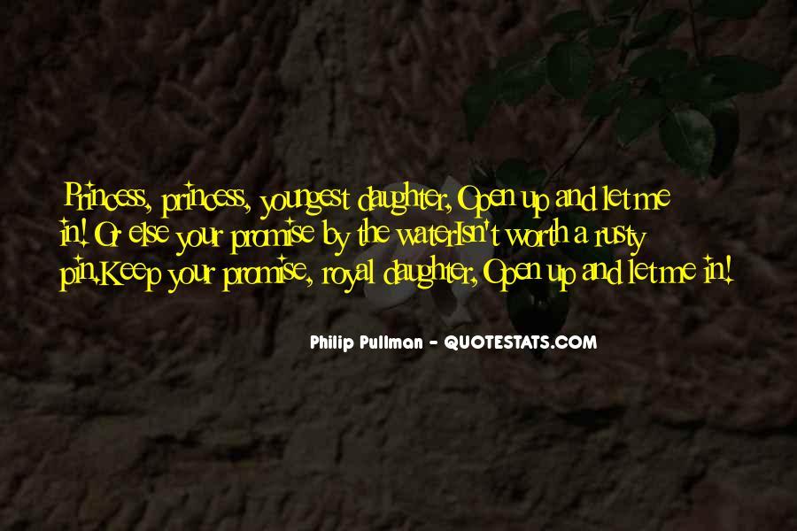 I Am His Princess Quotes #24592