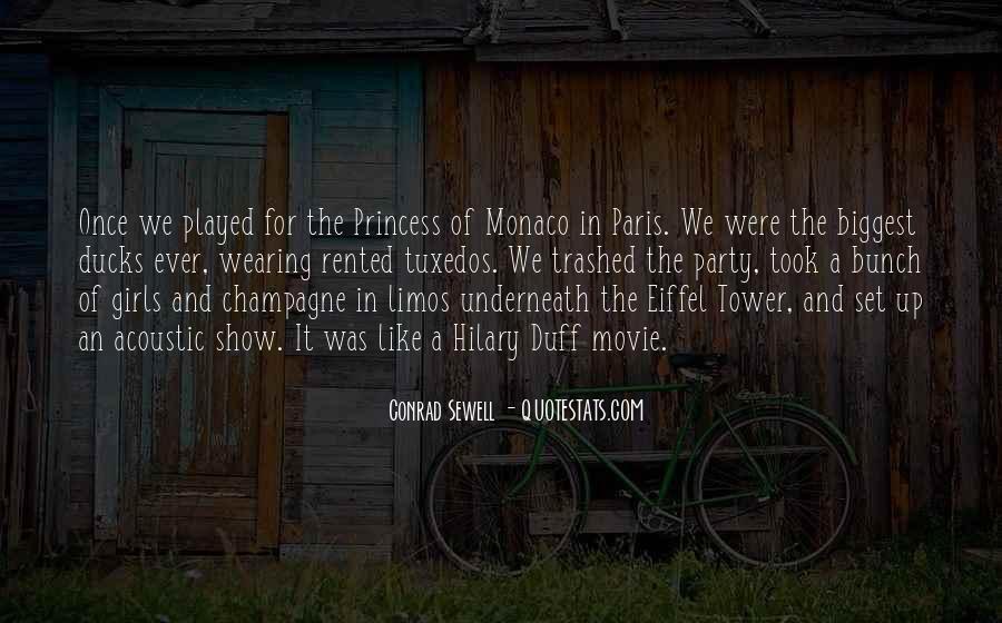 I Am His Princess Quotes #26529