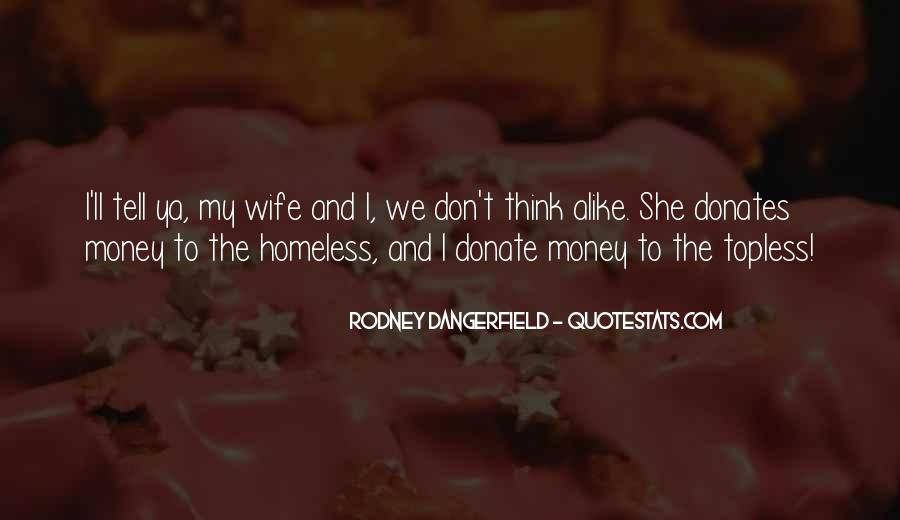I Am His Wife Quotes #11882