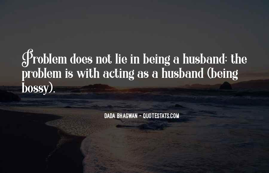 I Am His Wife Quotes #14626