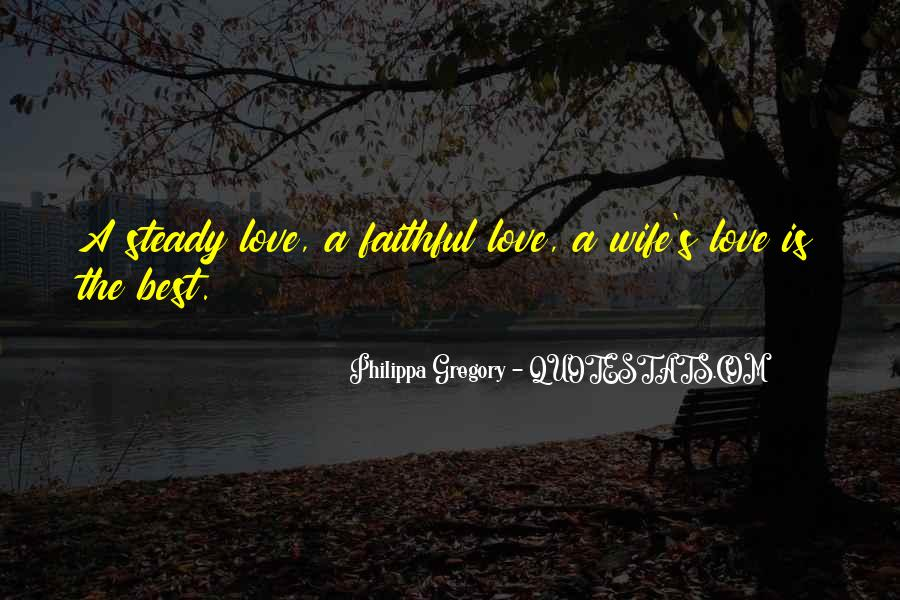I Am His Wife Quotes #345