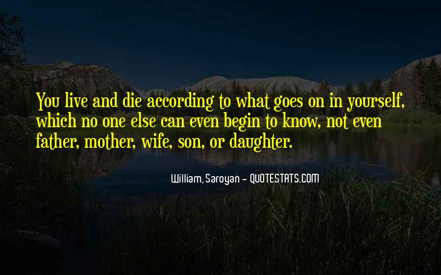 I Am His Wife Quotes #9049