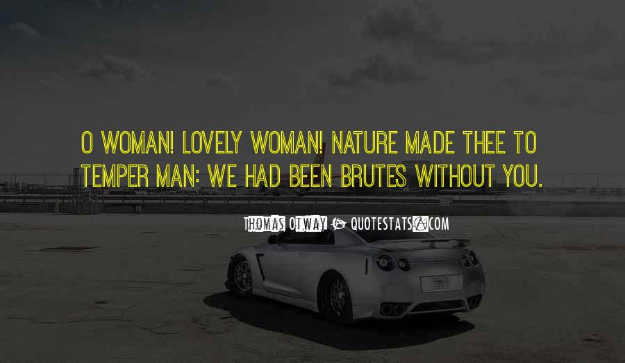 I Am In Love With Nature Quotes #111062