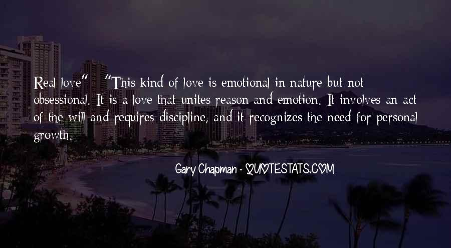 I Am In Love With Nature Quotes #117023