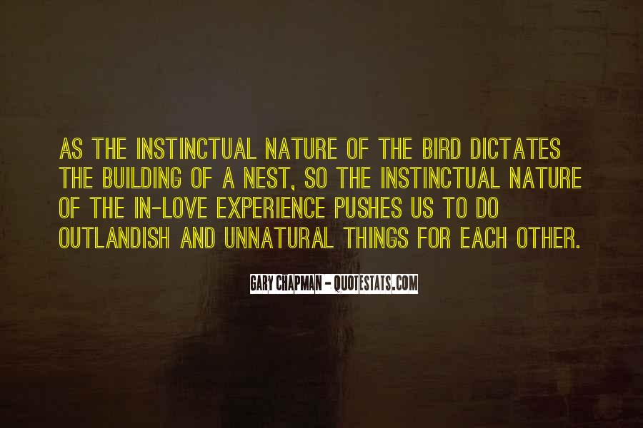 I Am In Love With Nature Quotes #15062