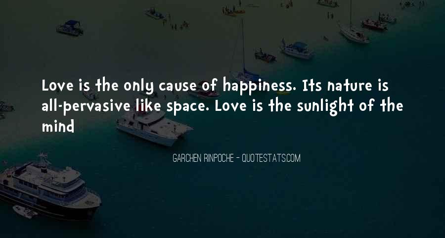 I Am In Love With Nature Quotes #150943