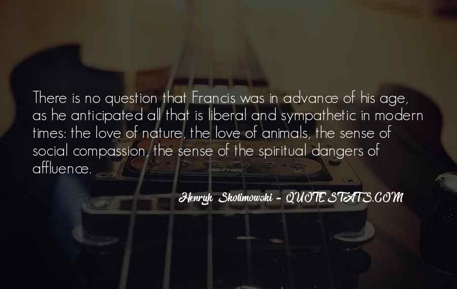 I Am In Love With Nature Quotes #41079