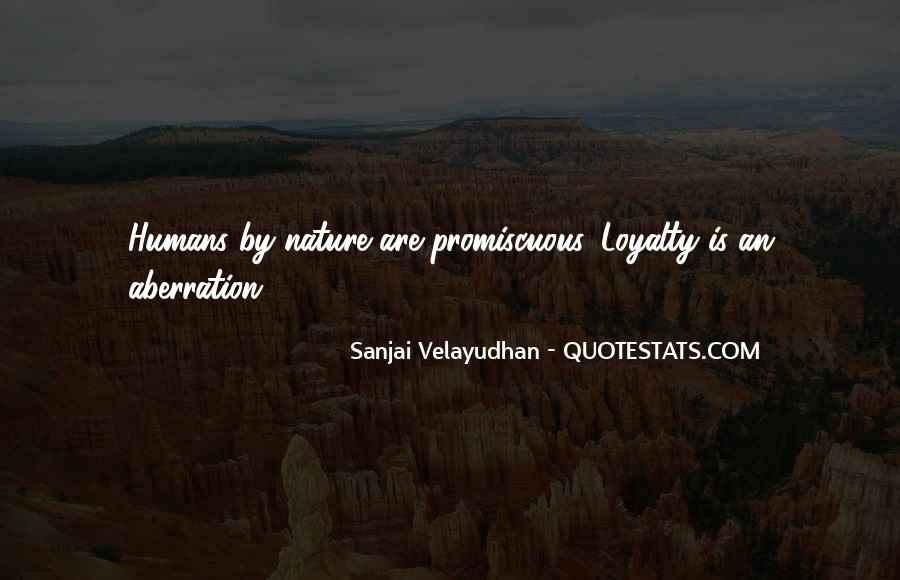 I Am In Love With Nature Quotes #45517