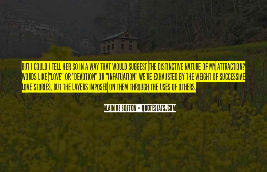 I Am In Love With Nature Quotes #85922