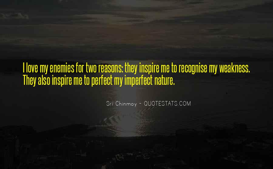 I Am In Love With Nature Quotes #86764